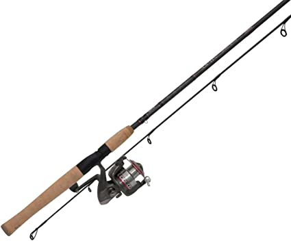 Amazon Com Quantum Optix Spinning Combo Optix Reel With 7 0 Inch Medium 2 Piece Rod Spinning Rod And Reel Combos Sports Outdoors