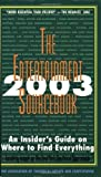 The Entertainment Sourcebook 2003, The Association of Theatre Artists and Craftspeople, 1557835977