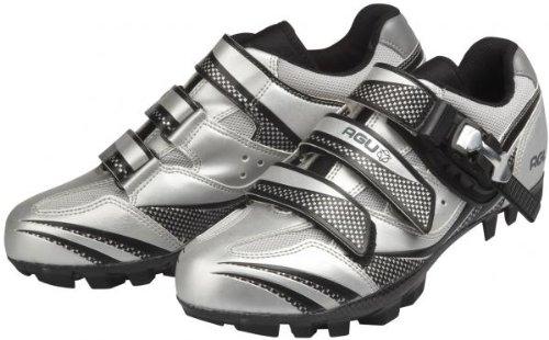 AGU MTB Schuhe `AGU AQ 640` Gr. 42 silber