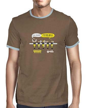 latostadora - Camiseta y de Postre Futboln para Hombre ...