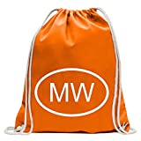 Cheap Malawi MW Fun sport Gymbag shopping cotton drawstring