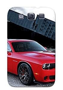 VTVyvwA4775CkDOW Trolleyscribe Hard Hard For SamSung Galaxy S5 Mini Case Cover - Dodge Challenger Srt Hellcat Red Musclecar Car Sport