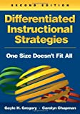 img - for Differentiated Instructional Strategies: One Size Doesn t Fit All book / textbook / text book