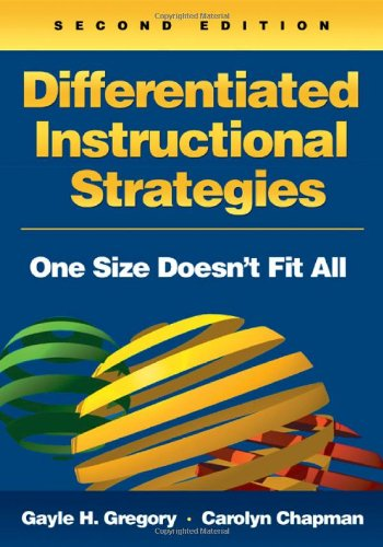 Differentiated Instructional Strategies: One Size Doesnt Fit All