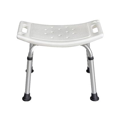 Ronghaufugui Taburetes de Ducha/baño Taburete de Asiento de Ducha para Personas Mayores/discapacitadas