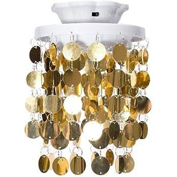 Amazon locker style magnetic led light chandelier gold office locker style magnetic led light chandelier gold aloadofball Image collections