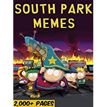 SOUTH PARK: The Biggest Book of South Park Memes and Pictures!