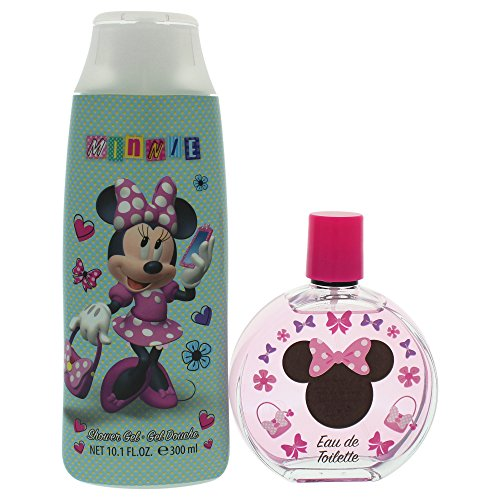 Disney Minnie Mouse 2 Piece Gift Set for Kids by Disney (Image #1)