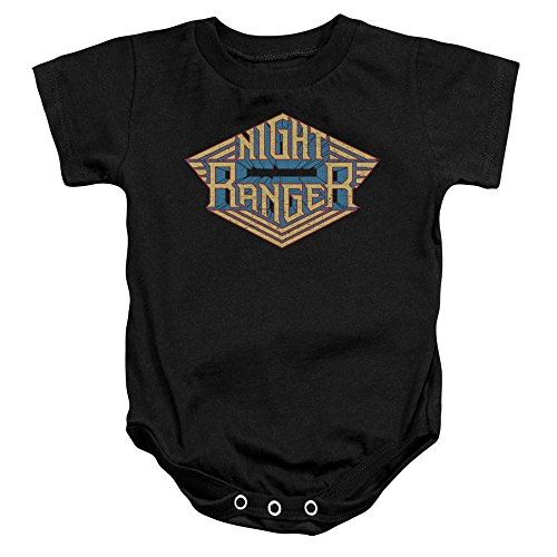 Night Ranger - Classic Logo - One-Piece Infant Snapsuit - 18 Months