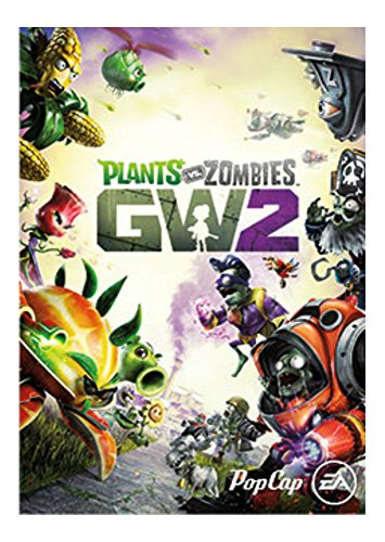 plants zombies garden warfare action new video game