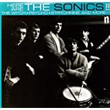 HERE ARE THE SONICS!!! [LP] [12 inch Analog]