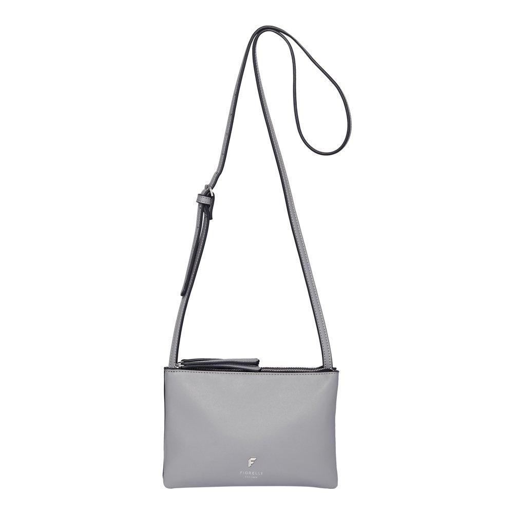 fc8db4cd6b Fiorelli FH8741-GREY Ladies Bunton Bag  Amazon.co.uk  Clothing