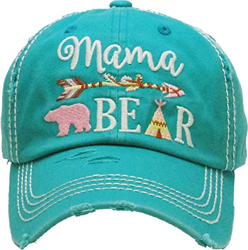 Funky Junque H-212-MB46 Mama Bear - (Funky Cotton Hats)