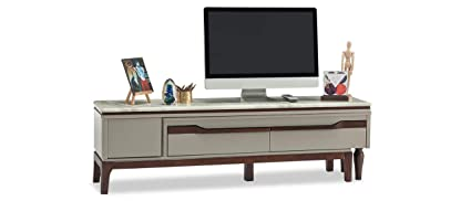 Durian Dumont TV Unit (Light Grey)