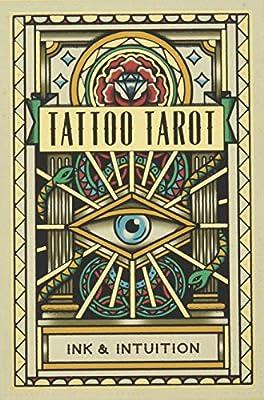 Tattoo Tarot Ink Intuition Diana Mcmahon Collins Megamunden