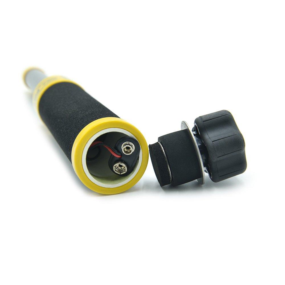 Express Panda Vibra-King 730 Detector de metales submarino con vibración y LED indicador de detección: Amazon.es: Electrónica