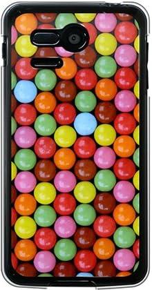 CaseMarket SoftBank PANTONE 5 クリアハードケース チョコ&ボール