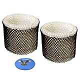 HQRP 2-pack Wick Filter for Graco 2H03 2H02 2H032 4.0 Gallon,...