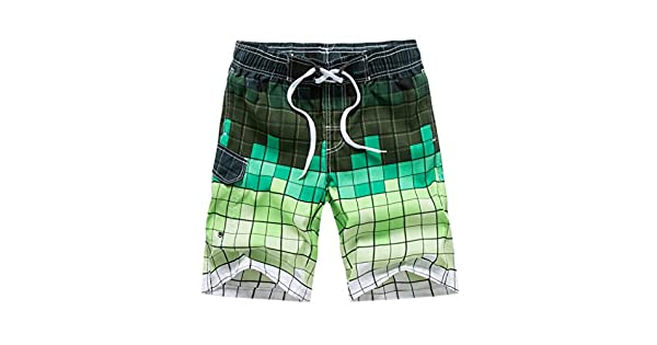 Amazon.com: Makeupstory Pantalones cortos de playa, mono de ...