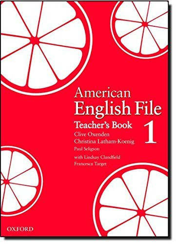 American English File 1: Teacher's Book Photocopiable activities