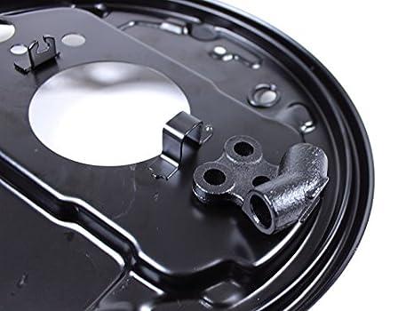 VW Bus T2 T3 Bremse Trägerblech Ankerplatte Bremsträger RECHTS alle Modelle NEU