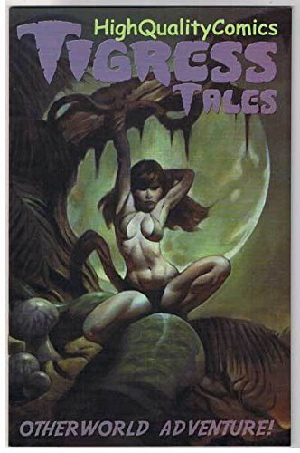 TIGRESS TALES #3, NM, Limited, Femme, Mike Hoffman, 2001, more Variant in store