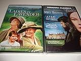 Ladies in Lavender DVD & Her Majesty, Mrs. Brown < Ws > Judi Dench & Maggie Smith 2-Movie Pack
