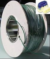das neue Kabel (2,7mm) 50m + 5 Verbinder für Husqvarna Automower / Gardena...