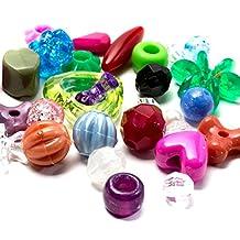 Cousin 34734440 Acrylic Bead Mix, 6 oz, Multicolor