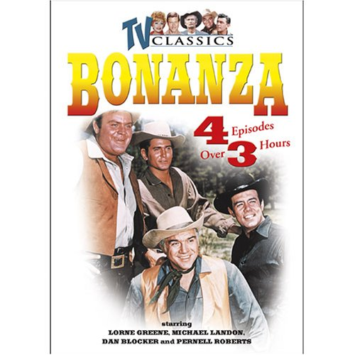 DVD : Bonanza 2 (Remastered, Dolby)