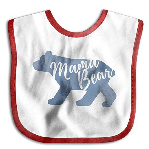 MARIA Big Bear Waterproof Babies Toddler Saliva Towel Drool Bibs Baby Bib - Park Pear Florida