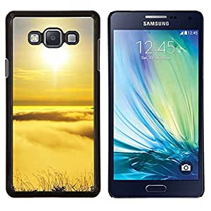 TECHCASE---Cubierta de la caja de protección para la piel dura ** Samsung Galaxy A7 ( A7000 ) ** --Naturaleza Agua