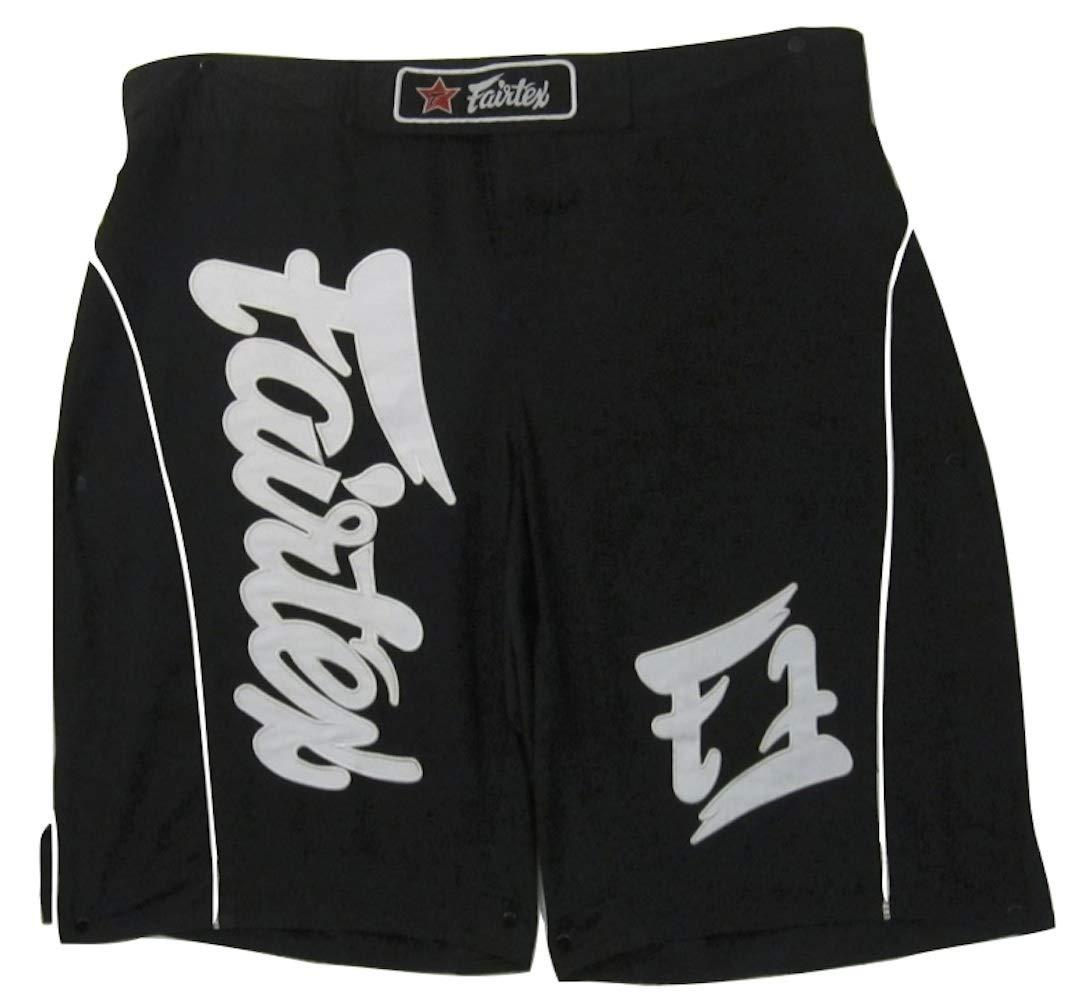 Fairtex MMA Short–AB9–Noir