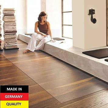 Bodenschutzmatten Büro & Schreibwaren Bodenschutzmatte Bürostuhlunterlage Bodenmatte Stuhlunterlage Transparent Klar
