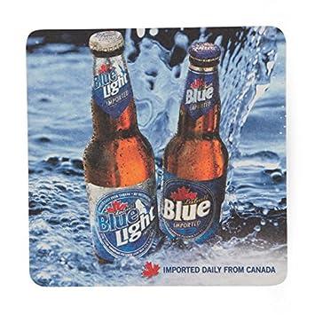 Labatt Blue U0026 Blue Light Beer Coasters   Pack Of 100