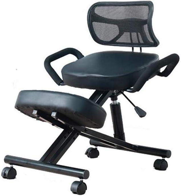 KPPTO Silla ergonómica de oficina, silla de salón, silla de juego, base de nylon + respaldo de ángulo ajustable, malla de respaldo alto y espuma de memoria, silla de oficina ejecutiva de escritorio de