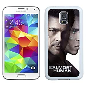 Almost Human (2) Durable High Quality Samsung Galaxy S5 Case