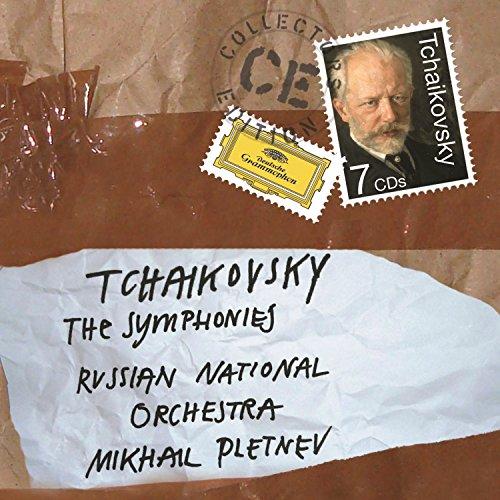 tchaikovsky symphonies - 7