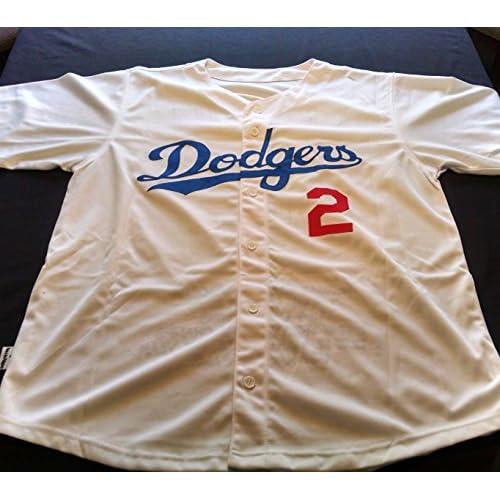 hot sale online 4fb7d 53d45 Tommy Lasorda Los Angeles Dodgers Autographed Signed stat ...