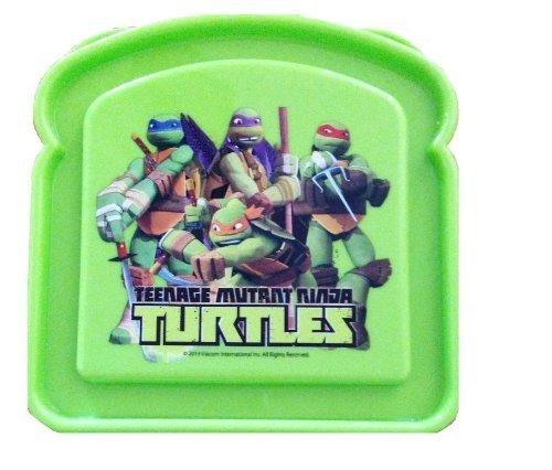 Teenage Mutant Ninja Turtles Sandwich Keeper Boxes, Pack of 2