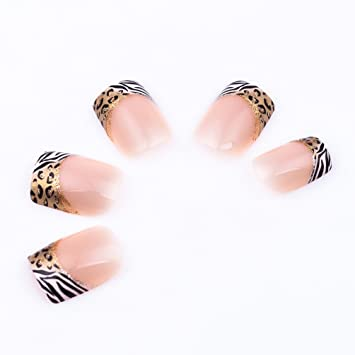 Amazon Keenail Nail Art Pre Design Acrylic Fake French Nails