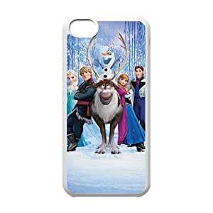 James-Bagg Phone case Frozen And Lovely Oalf Protective Case For ipod touch4 Style-8