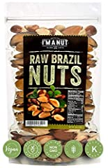 Eating Brazil NutsProtects the Rainforest. Brazil nuts only thrive in a pristine Amazon rainforest. Theygrow best in an untouched primary forest, else yields can fall by 70% in a secondary forest environment. Surrounding trees and ve...