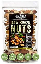Raw Brazil Nuts 32oz (2 Pounds) Superior...