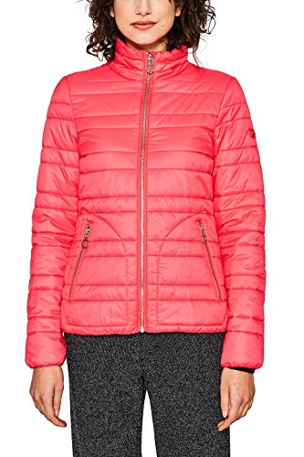 Para 640 Chaqueta Red Esprit coral Edc Mujer Roja By Oqw6fBa