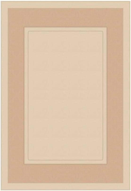 Unfinished MDF Square Flat Panel Cabinet Door by Kendor 16H x 11W