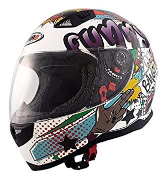 Casco Shiro Sh881 Funny (L)