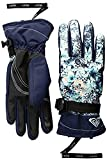 Roxy SNOW Junior's Roxy Jetty Gloves, Aruba BLUE_KALEIDOS Flowers, L