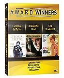 La Teoria Del Tutto / Beautiful Mind (A) / Erin Brockovich - Oscar Collection (3 Blu-Ray) [Import italien]