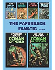 The Paperback Fanatic 41: The fanzine for collectors of vintage paperbacks